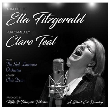 Clare Teal - Tribute to Ella Fitzgerald 180g / D2D LP